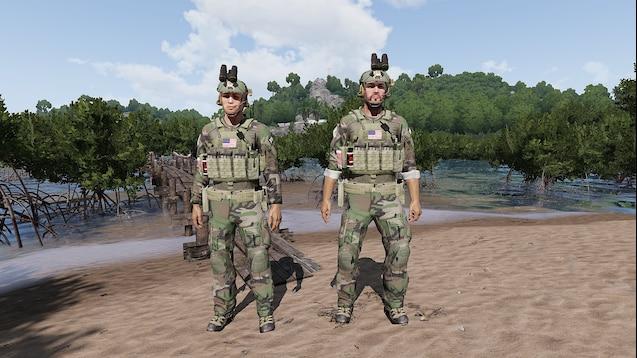 Steam Workshop :: RR JSOC Uniforms