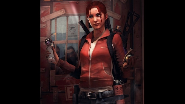 Steam Workshop Zoey Left 4 Dead