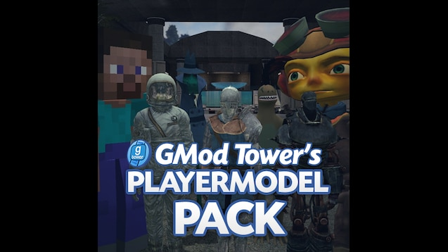 Steam Workshop :: GMod Tower: Player Model Pack