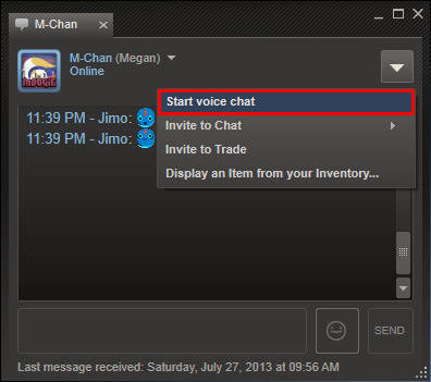 Steam Community Guide Using Steam Voice Chat