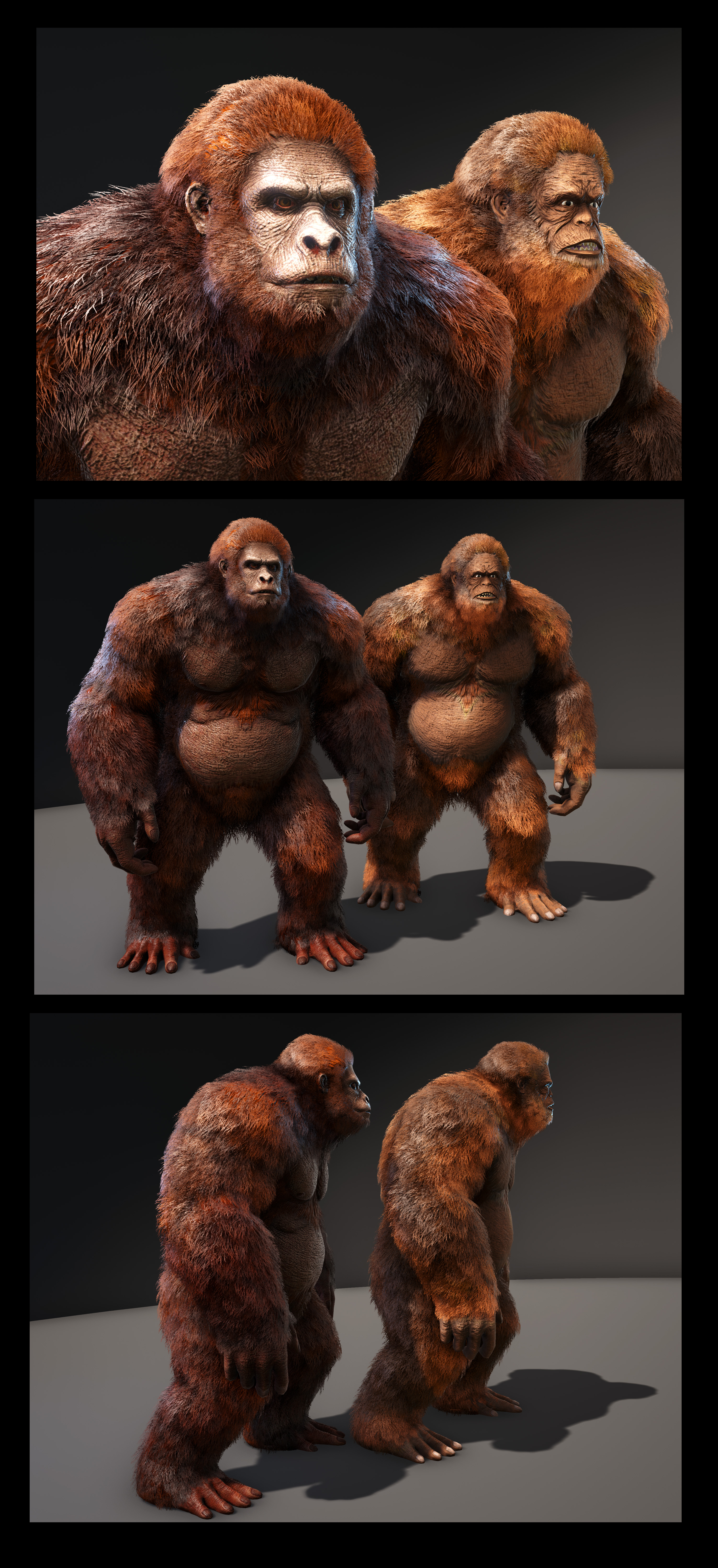 News all news we had quite a few ideas pop into our heads when coming up with some additional abilities for the bigfoot did it need more strength and fighting abilities malvernweather Image collections