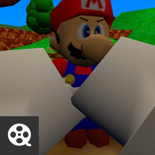 brutal mario 64 download