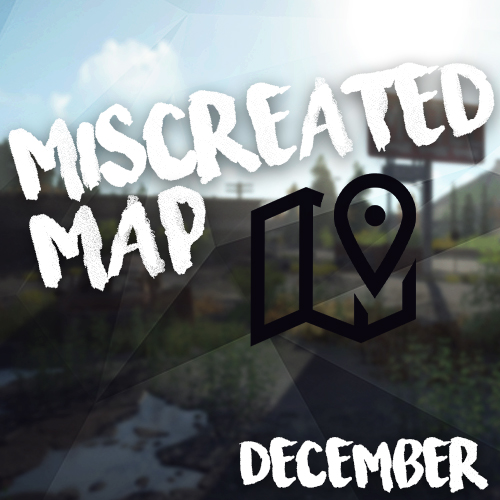 Miscreated Karte.Steam Community Guide Miscreated Map December 2018