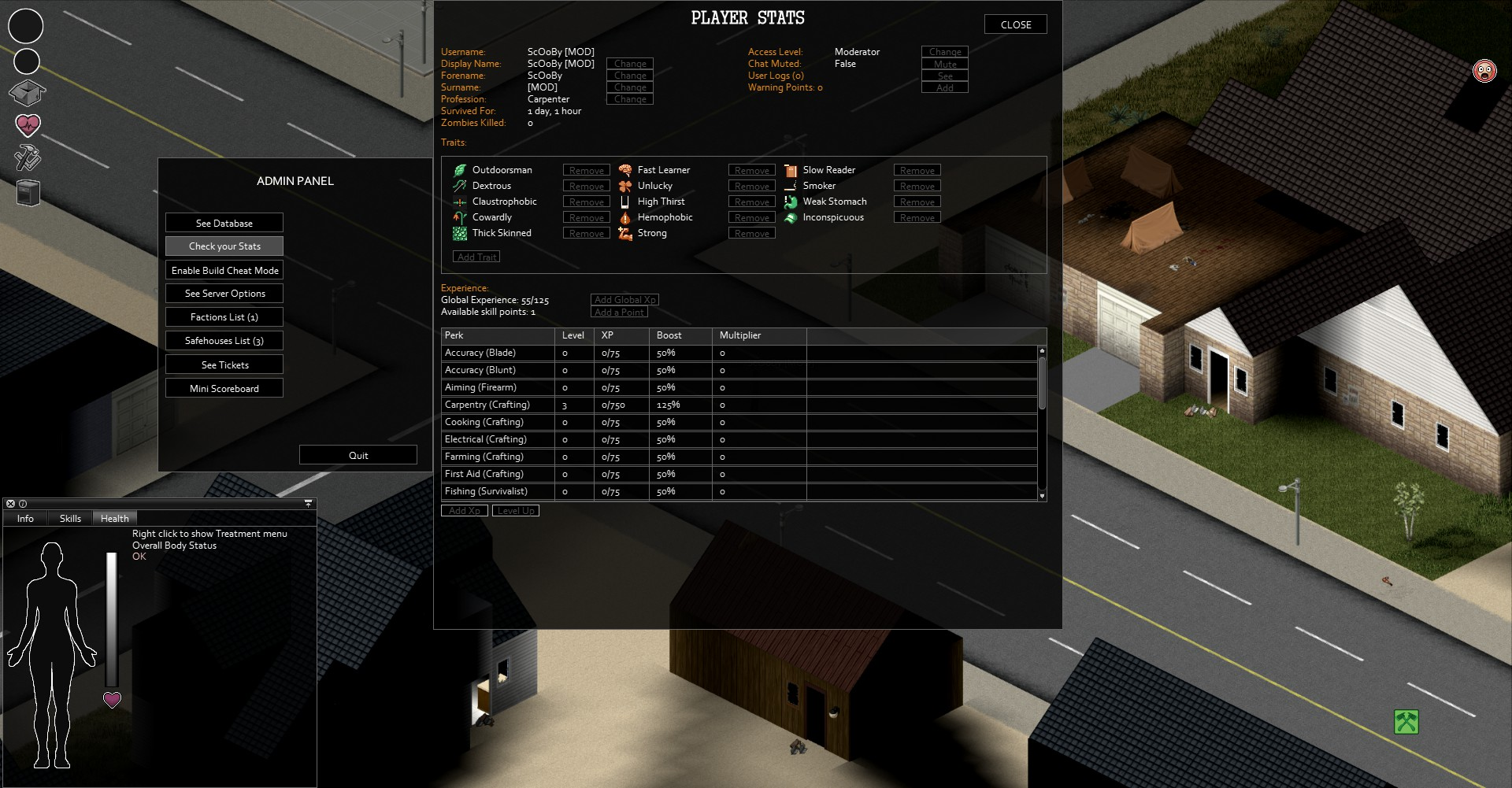 Steam Community  Guide  Project Zomboid HOW TO manage a PZ ...