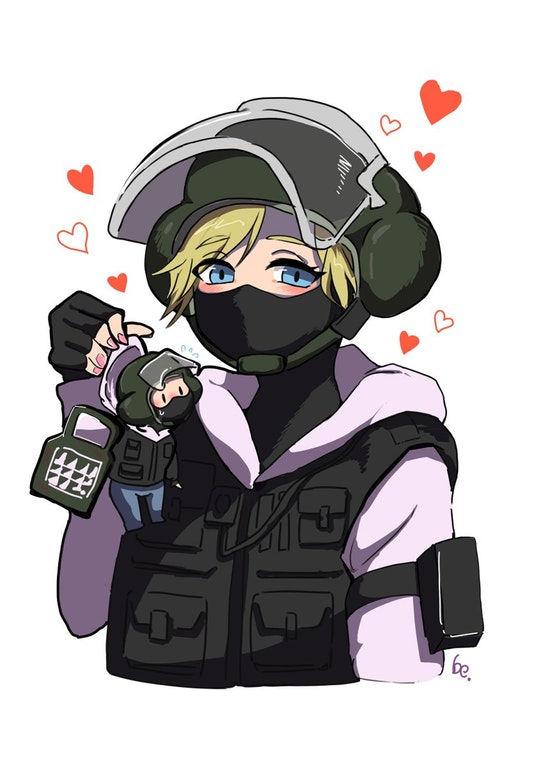 Iq rainbow six siege thicc