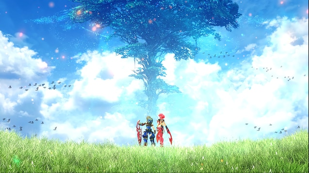 Steam Workshop Xenoblade Chronicles 2 Rex Pyra V2
