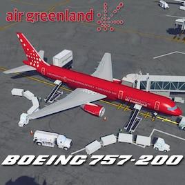 Steam Workshop :: Boeing 757-200 - Air Greenland
