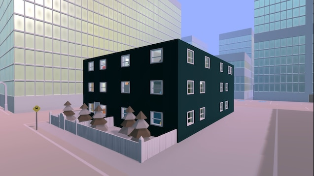 Steam Workshop Small Office Building Rent No Furniture