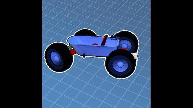 Steam Workshop Bagi Car