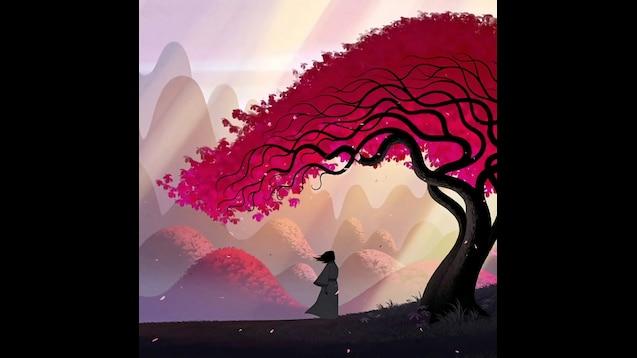 Steam Workshop Samurai Jack Cherry Blossoms