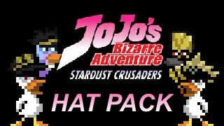 Stardust Crusaders Hat Pack