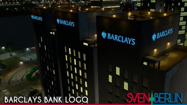 Steam Workshop :: Barclays Bank logo