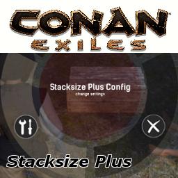 Stacksize Plus v1.7.0 (DLC compatible)