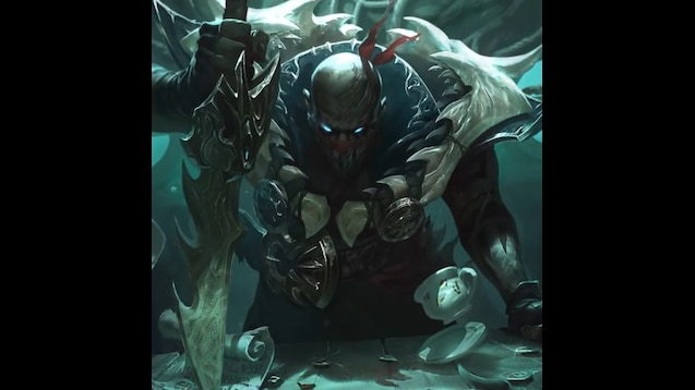 Steam Workshop :: League of Legends Pyke Login Screen Animated (with