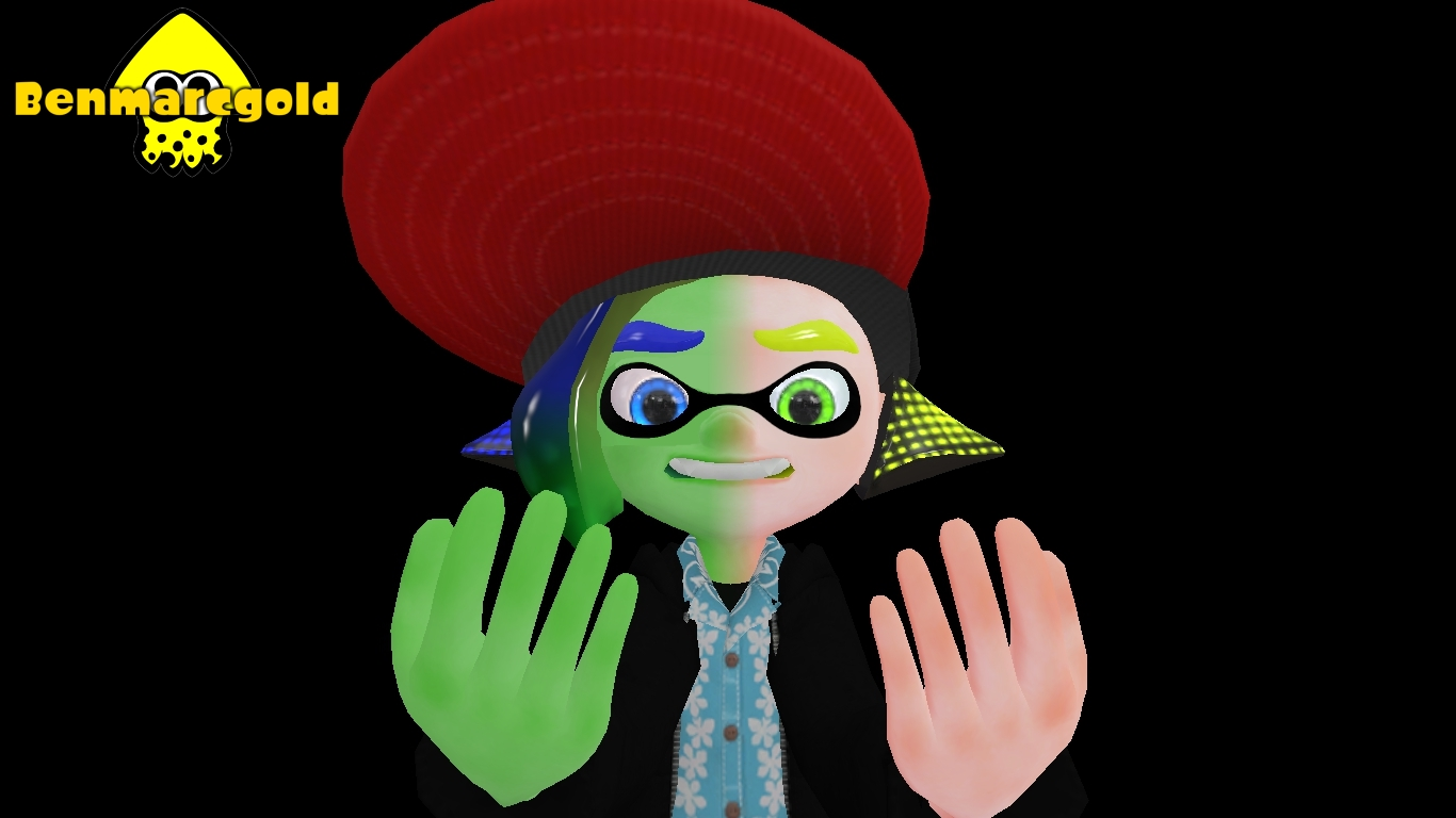 Steam Workshop Splatoon Sanitized Inkling And Octoling Texture Pack
