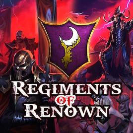 Steam Workshop :: Regiments of Renown - Dark Elves