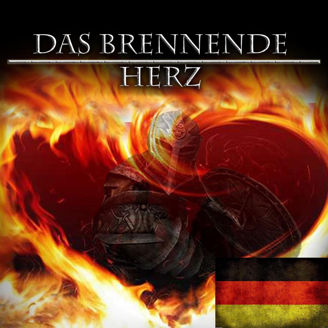 Das brennende Herz   von Rux und Destero   deutsch画像