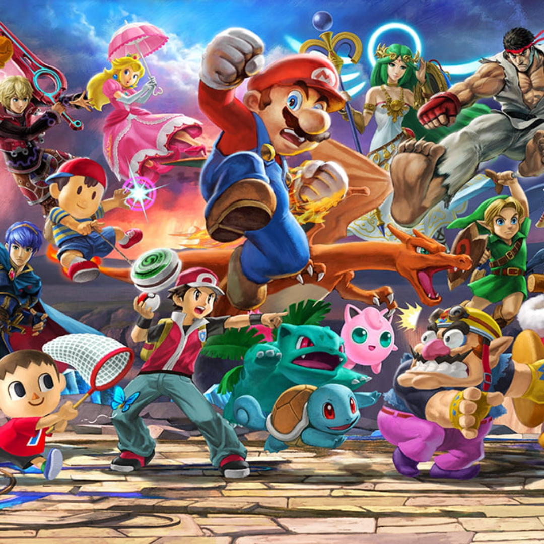 Steam Workshop Super Smash Bros Ultimate Wallpaper 1080p