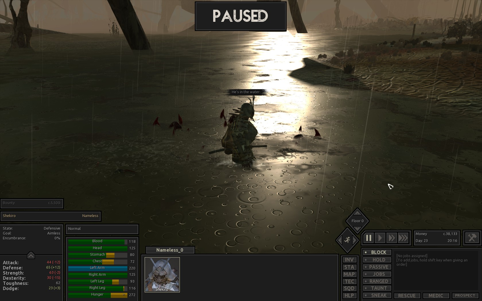 Been playing a game called Kenshi, wanted to share my