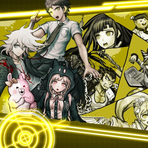 Steam Workshop Danganronpa 2 Goodbye Despair Green Wallpaper