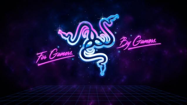 """Steam Workshop :: Pink/Blue Razer """"Vice"""