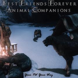 bff animal companions