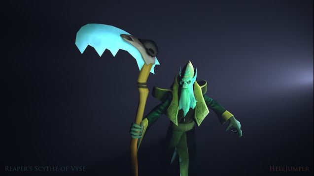 Steam Workshop Reapers Scythe Of Vyse