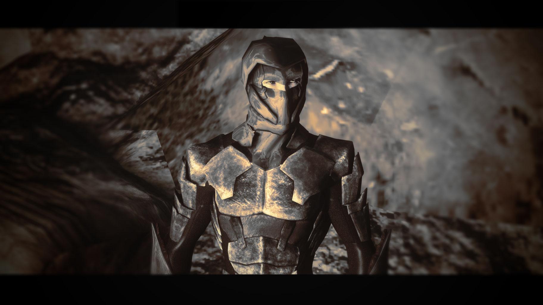Steam Workshop :: Calyps' Razor Assassin Armor