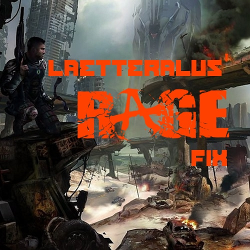 Steam Community :: Guide :: RAGE Graphics Fix & High Res