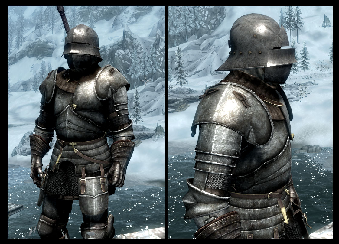 Steam Workshop :: Witcher 2 Style Heavy Plate (Replacer)