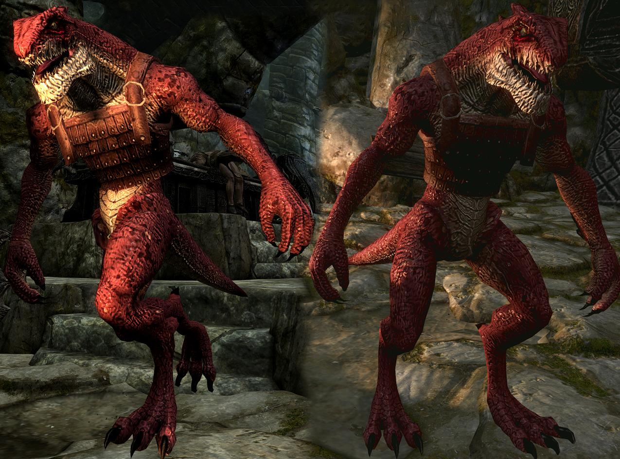 Steam Workshop :: Lizardman - Werewolf Replacer