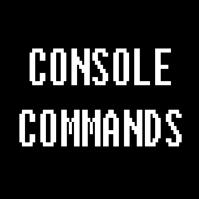 Steam Community :: Guide :: Console Commands