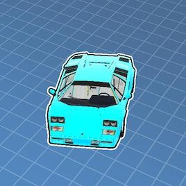 Steam Workshop Custom Lamborghini Countach Lp5000 Qv