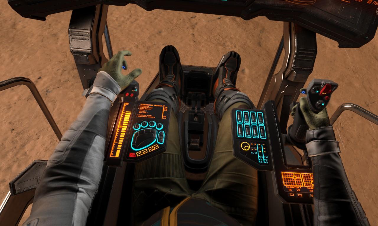 J'adore ce cockpit