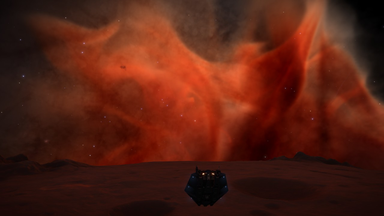 Station California Nebula