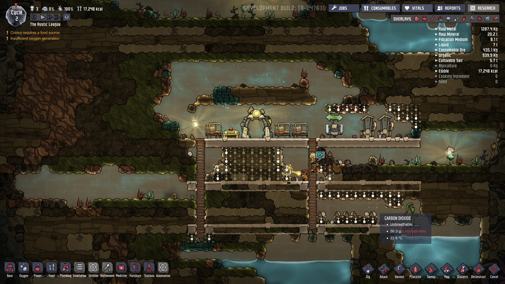 Oxygen Not Included] Don't Suffocate | Page 2 | RPGnet Forums