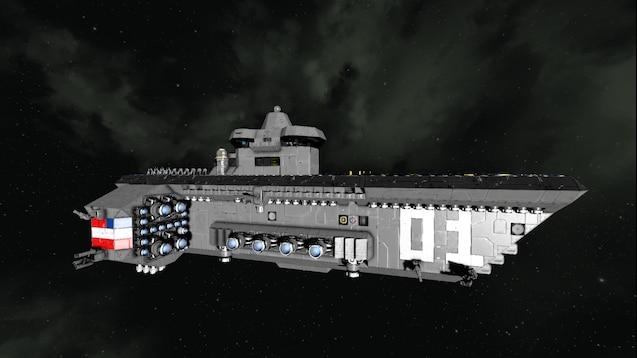 Steam Workshop :: Nexus Class CVE Carrier (Mod Optional)