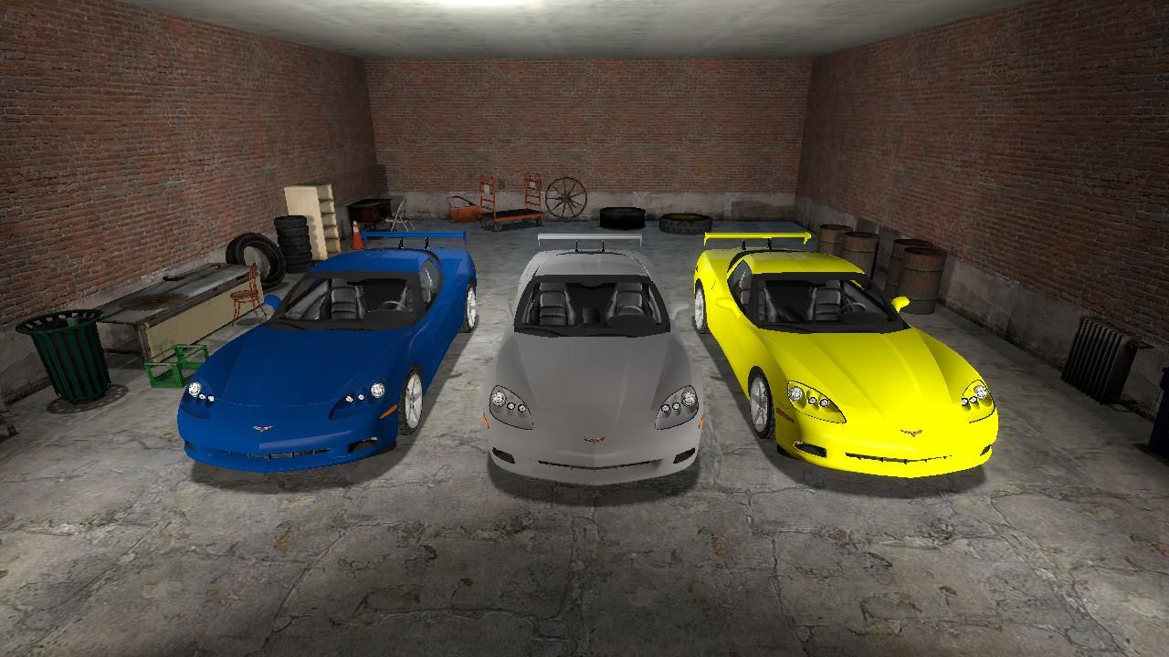 Steam Workshop :: Garry's Mod 10 Legendary Cars (MW Vehicles)