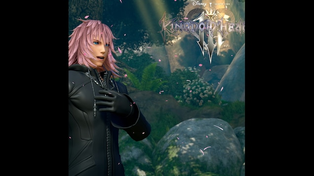Steam Workshop Kingdom Hearts 3 Marluxia