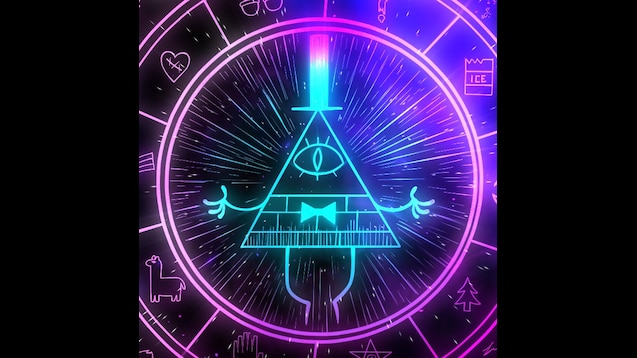 Steam Workshop The Bill Cipher