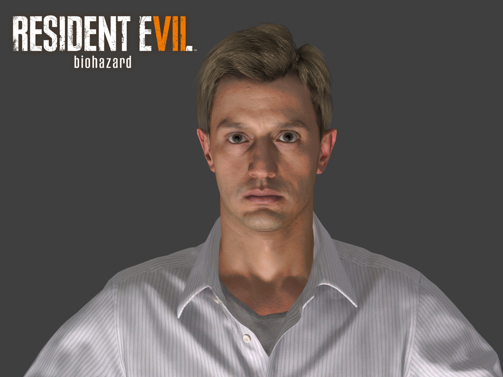 Ethan's character model