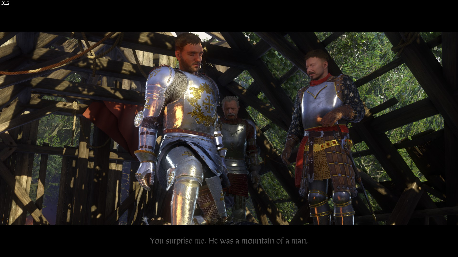 Henry the Knight Crusader- best armor mod EVAH :: Kingdom Come
