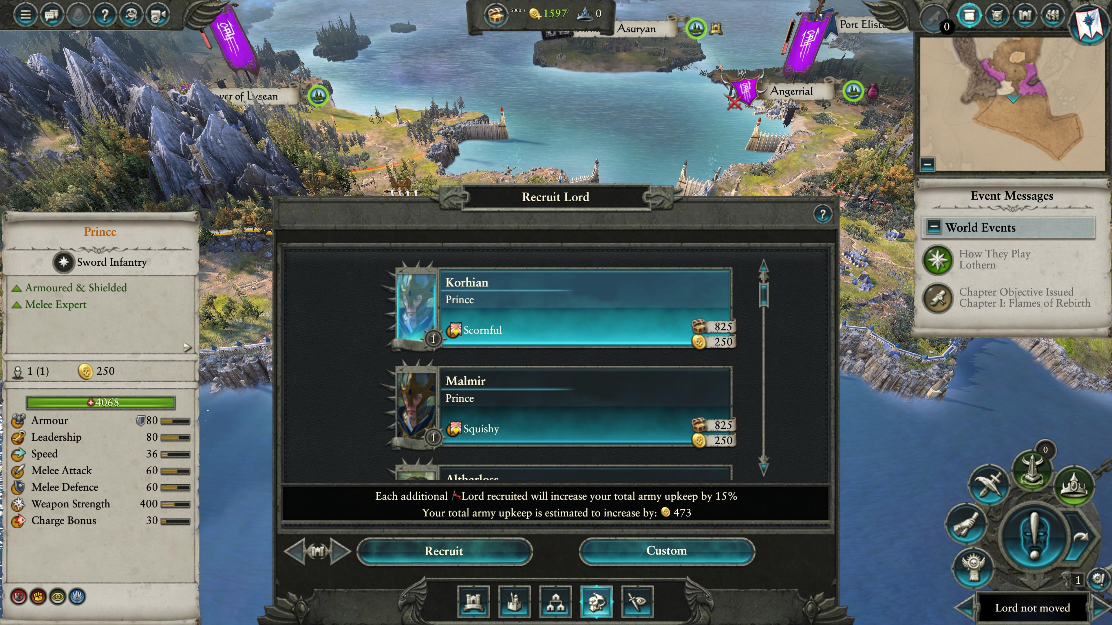 Steam Workshop :: Custom Lord Creation