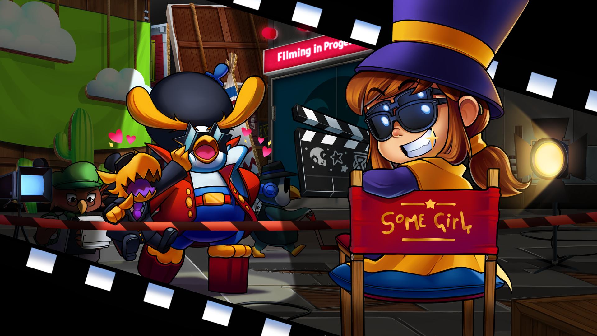 Steam Workshop :: Stephens hat in time mods list
