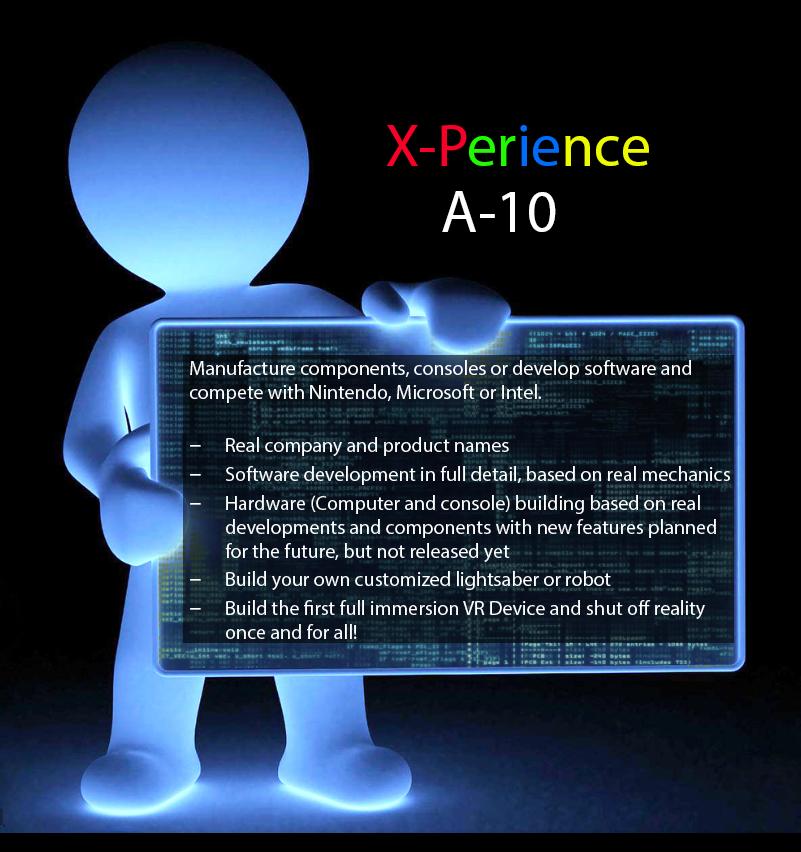 X-Perience Mod A10 1980 V 1.5