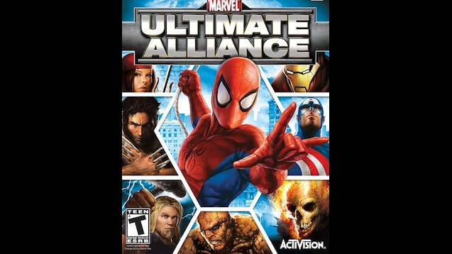 Steam Workshop :: Marvel Ultimate Alliance Xbox One/360 Pad
