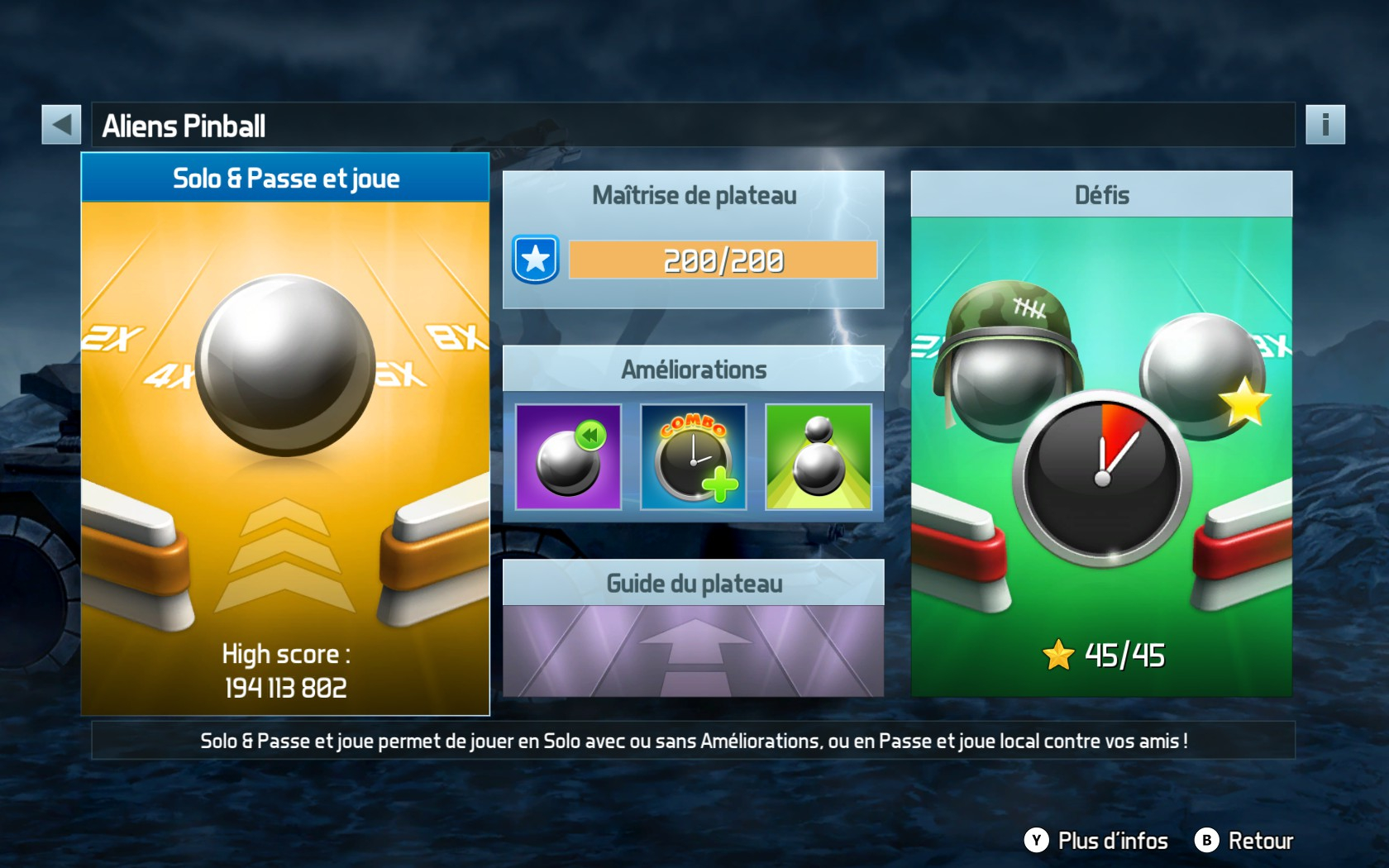 LUP's Club TdM 05.18 : Aliens Pinball • Aliens, Alien vs. Predator, Alien : Isolation - Page 3 206D7768709385E809A63051ADDD92E4571127C6