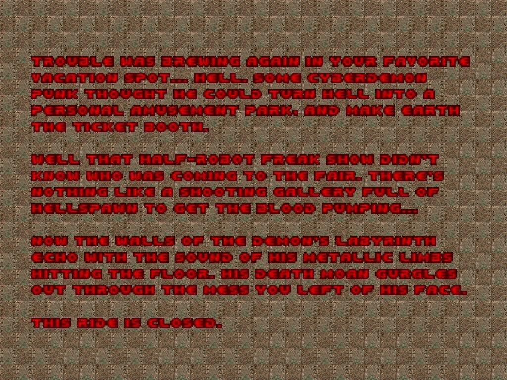 Steam Community Screenshot Doom Ii No Rest For The Living