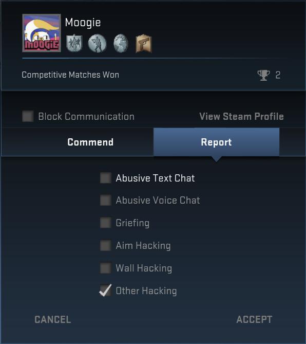 how to get cs go overwatch