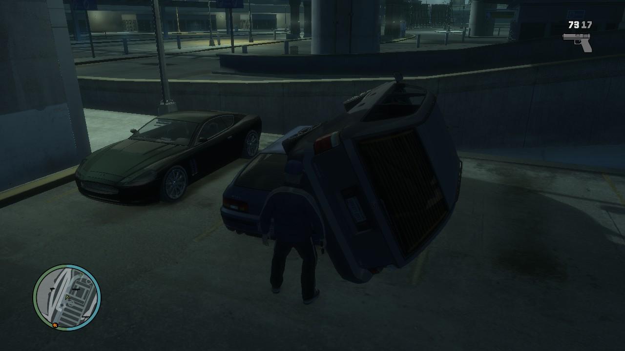 Grand Theft Auto sex videá